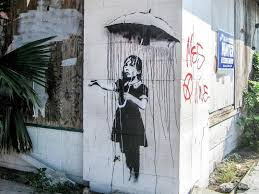must see banksy street art around the world
