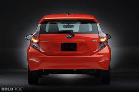 2012 Toyota Prius c - Information and photos - ZombieDrive