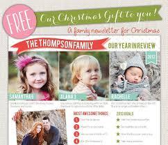 family newsletter christmas family newsletter template free platte sunga zette