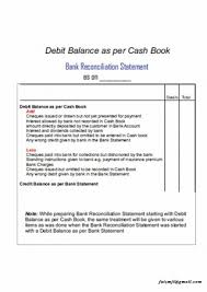 Bank Reconciliation Template Best Bank Reconciliation Form Example Awesome Business Template New