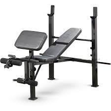 marcy standard bench with 80 lb weight set home gym workout equipment md2080 walmart