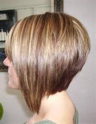 Graduated Bob Hairstyles The Difference Between An A Line Graduated Bob Inverted