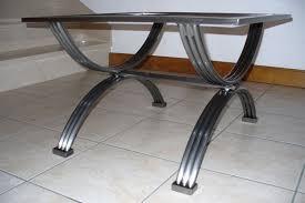 Forge de Vulcain | Table en fer forgé, nos réalisations de table en ...