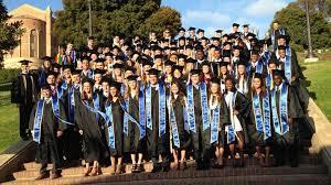 Ucla Student Athletes Honored In Graduation Celebration