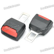 car seats seat belt extender for cars car extension buckles black red pair free are