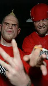 jamie madrox and paul monoxide insane clown posse wicked witches