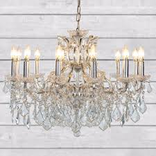 french style lighting. Shallow 12 Branch Silver Antique French Style Chandelier Lighting C