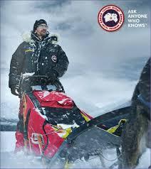 <b>Canada Goose</b>: канадские пуховики – тепло с гарантией! | Qwintry