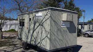 small portable office. Used Small-grey-office-trailer-8x15-florida-exterior-picture Small Portable Office E