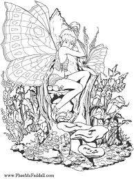 Free Gothic Fairy Coloring Pages Luxury Printable Colouring Pages