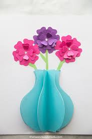 Flower Paper Craft Paper Flower Craft The Best Ideas For Kids