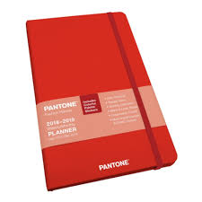 pantone tomato red 2019 planner calendars books gifts