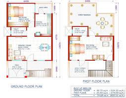 ground floor first floor home plan luxury ground floor first floor home plan free house plans