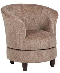 swivel accent chair. Swivel Barrel Chair Accent A
