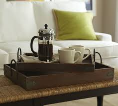 Decorating With Trays On Coffee Tables Coffee Tables Coffee Table With Ottomans Decorating Trays For Tray 54