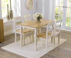 brilliant oak cream dining tables chair sets oak furniture super cream dining room chairs