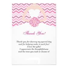 thank you card examples bridal shower thank you card sayings thank you notes for bridal