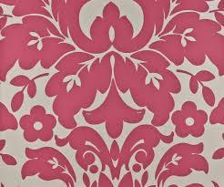 Bolcom Dutch Wallcoverings Schuimvinyl Barok Groot Roze