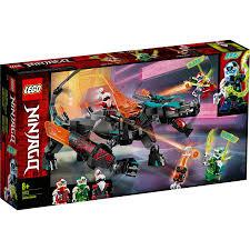Đồ chơi Lego Ninjago CHÍNH HÃNG - Đế Chế Rồng SKU 71713 - Xếp hình - Lắp  ráp