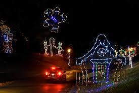 Washington Park Albany Ny Christmas Lights Lighting Up The Night In Albany For 20 Years
