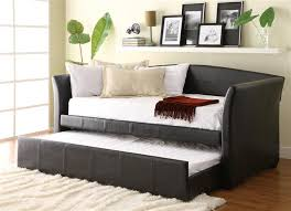 the latest leather daybed sofa kane furniture bedroom montgomery 3 pc with trundle costco cover australium