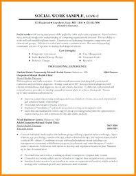Social Worker Caption Work Cv Template Resume Templates 4