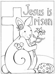jesus easter coloring pages. Beautiful Easter Religious Easter Coloring Pages  Jesus Is Risen And R