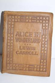1930 s alice in wonderland ilrations little leather library