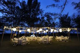diy party lighting. Outdoor Party Lighting Diy 20 Wedding Decorations On A Budget O