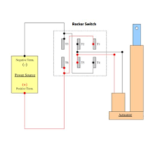 12v linear actuator wiring diagram wiring diagrams schematic rocker switch and joystick wiring w linear actuators 4 steps a linear actuator wiring 12v linear actuator wiring diagram