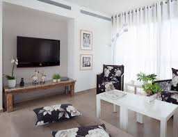 floor lamps in living room. Plain Living View In Gallery Black And White Pattern Living Room With A Floralstyled Floor  Lamp In Floor Lamps Living Room