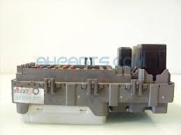 2000 honda cr v dash fuse box 38200 s10 a01  at 04 Crv Under Dash Fuse Box Sale