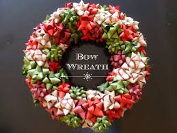 Bow Christmas Wreath | Honest to Nod