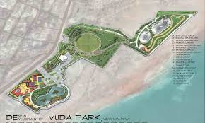 Sports Infra Parking Facilities In Vuda Park Opposed