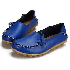 big <b>size 34 44</b> Genuine Cowhide shoes <b>for</b> mother kids candy <b>color</b> ...