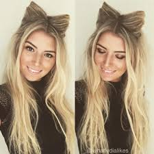 Cat Hair Style 25 spooktacular halloween hair ideas all hairstyles 3388 by wearticles.com