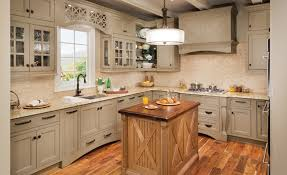 Kitchen Cabinets, Dark Cream Rectangle Traditional Wooden Ready Made Cabinets  Home Depot Stained Design For Amazing Pictures