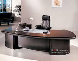 office desk table. Luxury Boss Office Furniture Desk Set Table D