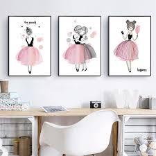 print poster kids room wall decor