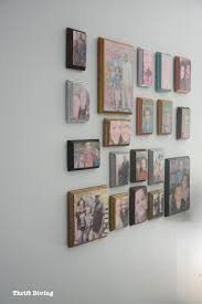 create this photo collage on wood for your wall thrift diving get over 500