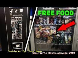 Vending Machine Hack Code 2017 Best Get Free Stuff From A Vending Machine Life Hacks Mp48 Download