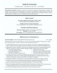 Mechanical Technician Resume Sample Airexpresscarrier Com