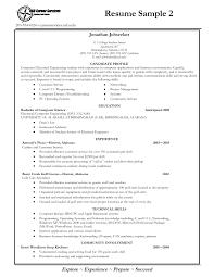 Resume Templates College Student Resume New Resume Templates For College Students Free