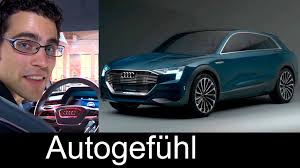2018 audi e tron quattro. perfect tron 2018 audi q6 etron preview as quattro concept electric 500km  range  youtube throughout audi e tron