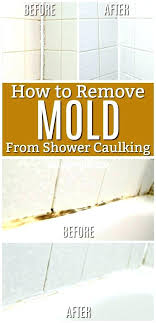 removing caulk from shower how to get rid of mold in caulking remove bathroom silicone for