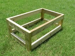 wooden garden storage box plans garden designs