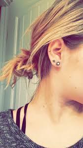 Middle Cartilage Piercing Everything Else In 2019 Ear Piercings