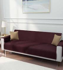 brown cotton solid 72x66 inch 3