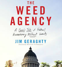 federal bureaucracy unplugged the weed agency the weed agency book cover