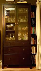 hemnes cabinet display cabinet cabinet with glass doors and 3 drawers hemnes glass door cabinet with